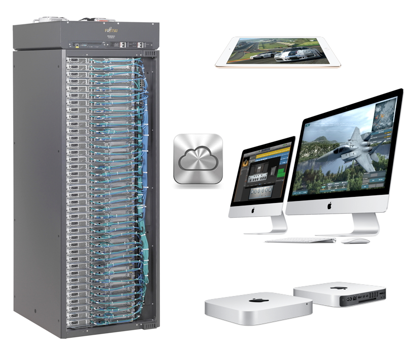 Mac Server Solutions hardware